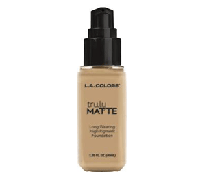 Truly Matte Foundation