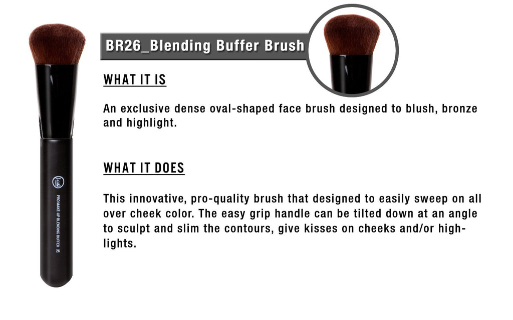 BLENDING BUFFER BRUSH