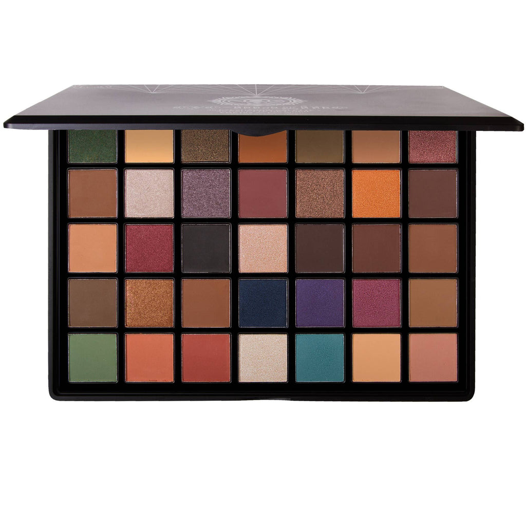 EYE-IMAGINE 35 EYESHADOW PALETTE - AS EYE WISH