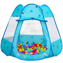 Stars Play Tent and Ball Pit - Medium | Kid Play Tents