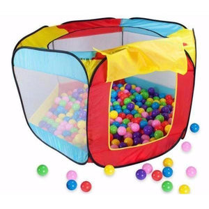 Large Play Tent-Ball Pit | Kid Play Tents