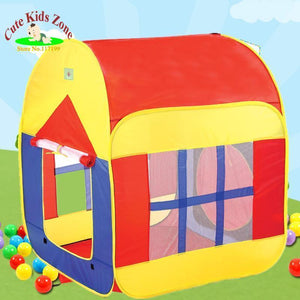 Small Play House and Ball Pit | Kid Play Tents