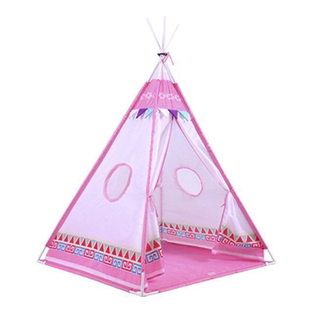 Deluxe TeePee Play Tent | Kid Play Tents