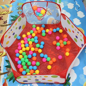Large Ball Pit with Hoop | Kid Play Tents