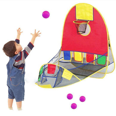 Basketball Play Pop-Up | Kid Play Tents