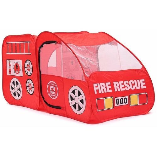Fire Truck Play Tent | Kid Play Tents