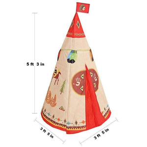 Round TeePee Play Tent | Kid Play Tents