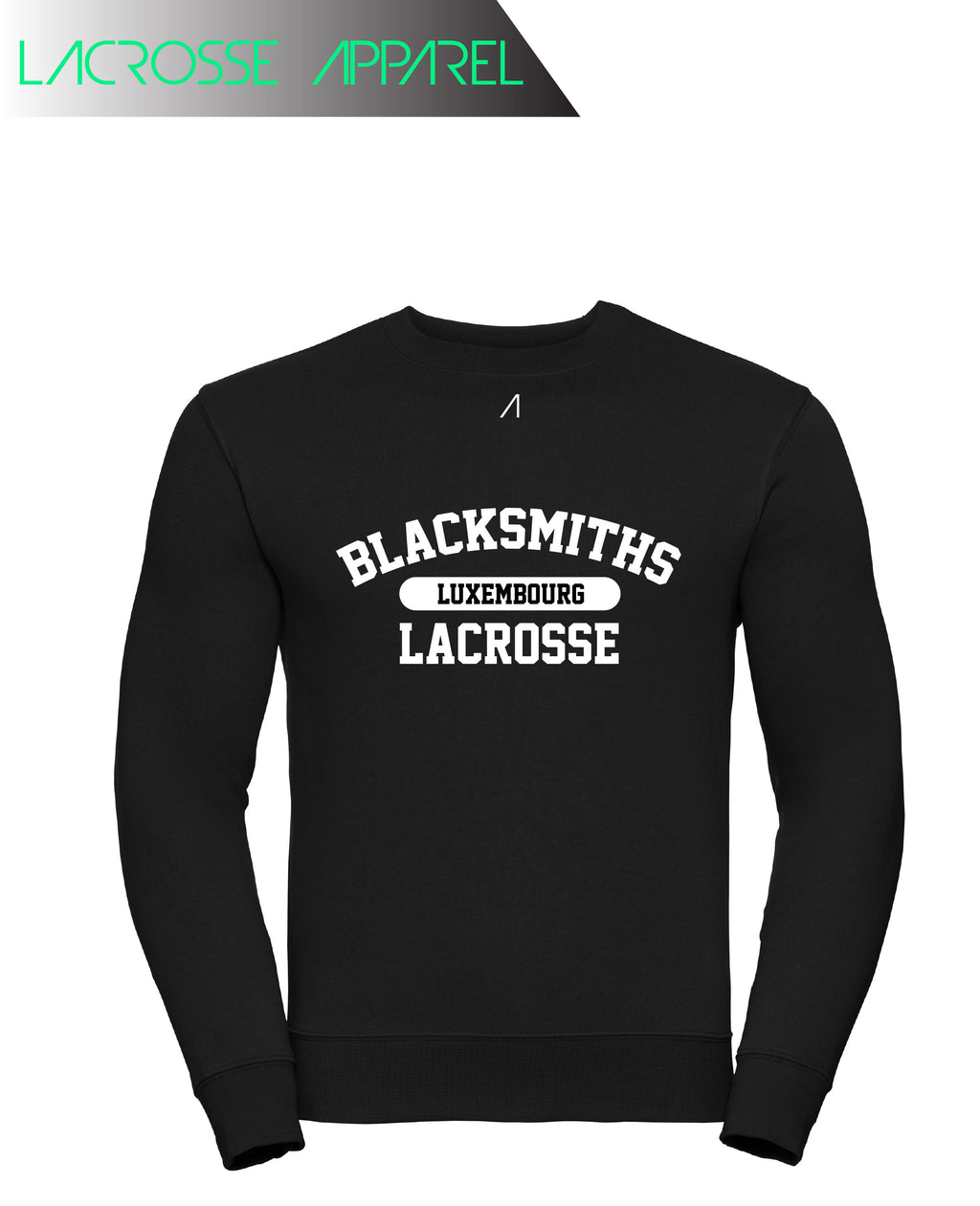 Luxembourg Blacksmiths Retro print sweatshirt