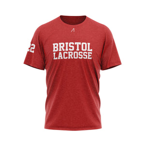 Bristol University Red T-shirt