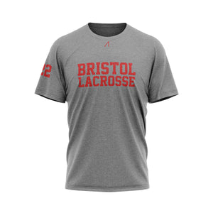Bristol University Grey T-shirt