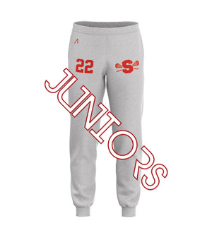 Junior Sheffield Steelers Lacrosse Club Grey Sweatpants