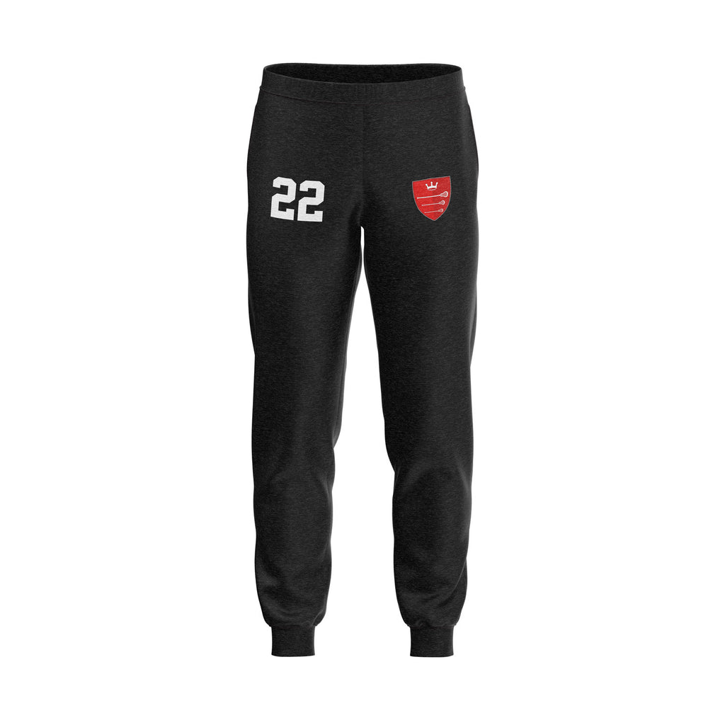 Middlesex Black Sweatpants