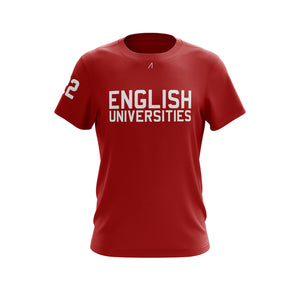 English Universties Red Shooter