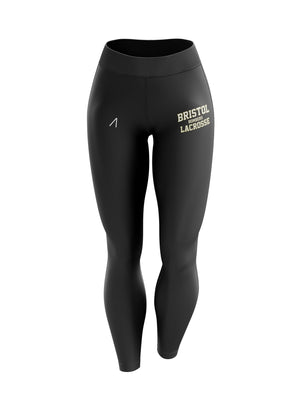 Bristol Black Women's Leggings