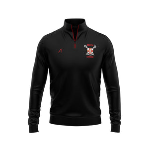 Bristol University performance 1/4 zip