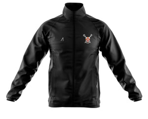 Bristol University Black  Soft-shell Jacket