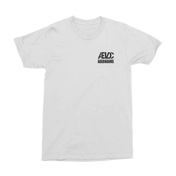 AEVDC Speical More Than Just Dance White Men's T Shirt