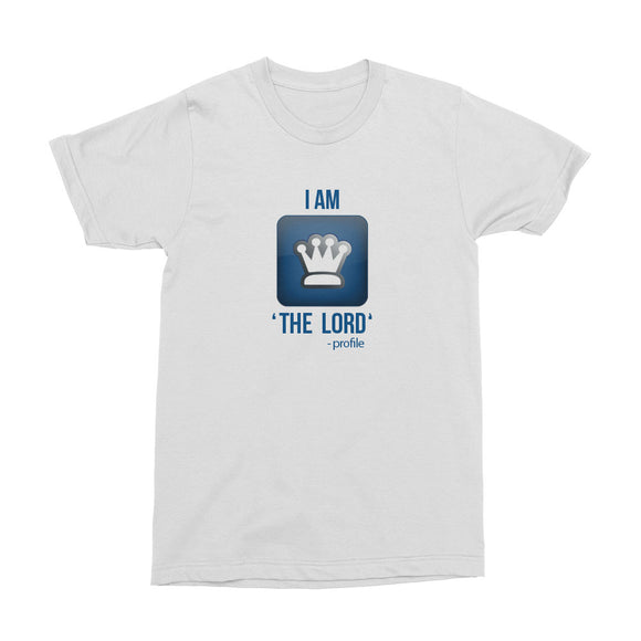 Wealth Dynamics I Am The Lord Men's T-Shirt