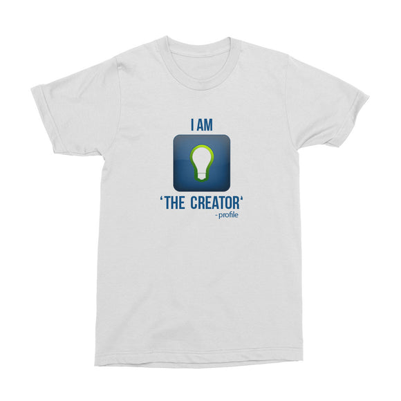 Wealth Dynamics I Am The Creator Men's T-Shirt
