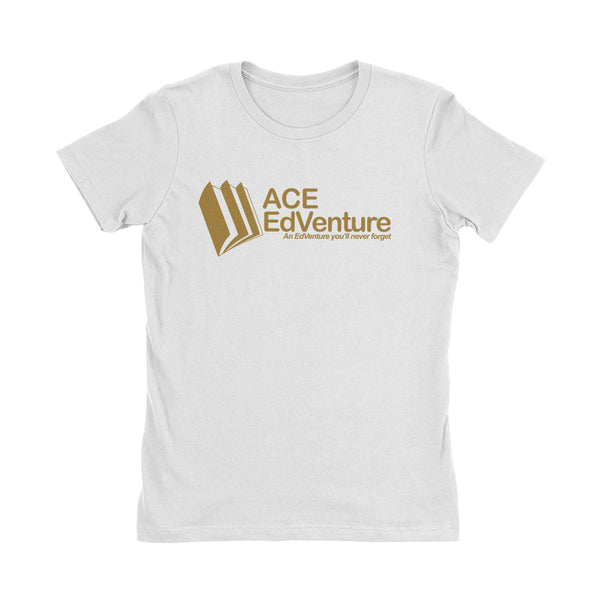 Ace EdVenture Be Personalised Women's T-Shirt