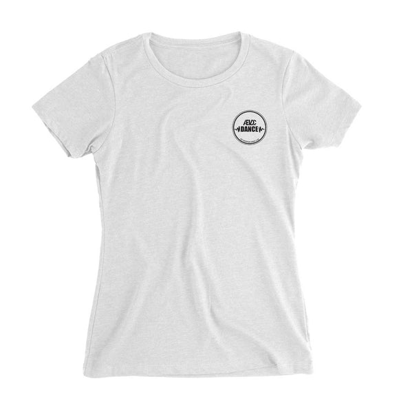 AEVDC More Than Just Dance White Women's T Shirt