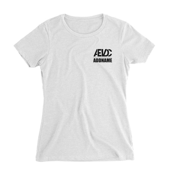 AEVDC Speical More Than Just Dance White Women's T Shirt