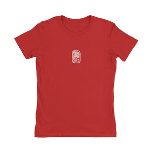 AEVDC Dance Red Women's T Shirt