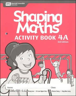 Shaping Maths Activity Book 4A