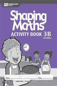 Shaping Maths Activity Book 3B