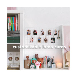Customized lomo card