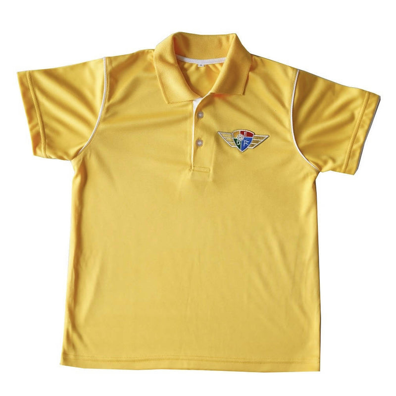 Dwi Emas Primary Polo Top MALE