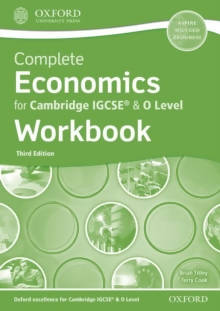 Complete Economics for Cambridge IGCSE & O-Level Workbook