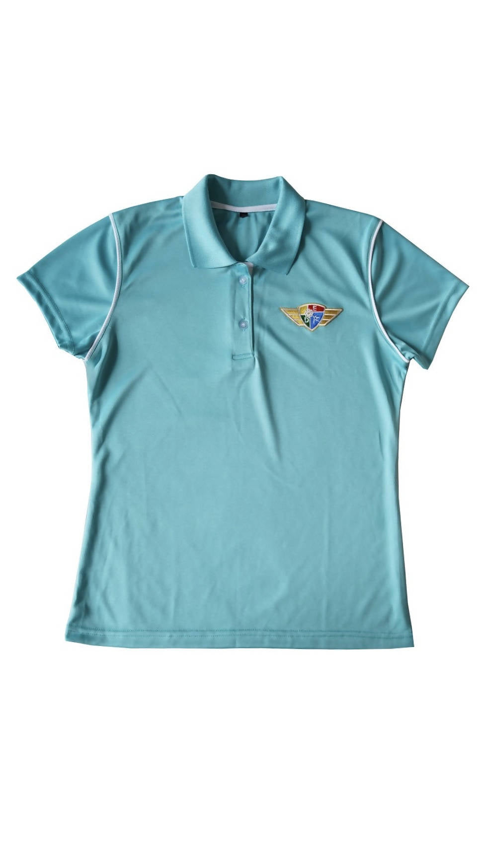 Dwi Emas Secondary Polo Top FEMALE