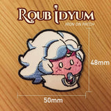 ChemCaper - Roub Iron On Patch