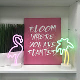 Palm Tree Neon LED Lamp