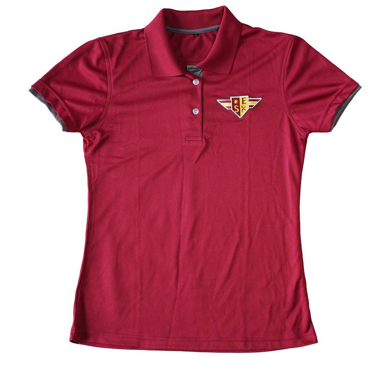 Sri Emas Secondary Polo Top FEMALE