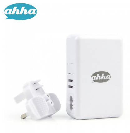 AHHA EAGLE 5 SLOTS USB POWER CHARGER ADAPTER 5V 4.2A