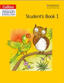 Collins International Primary English Student's Book 1