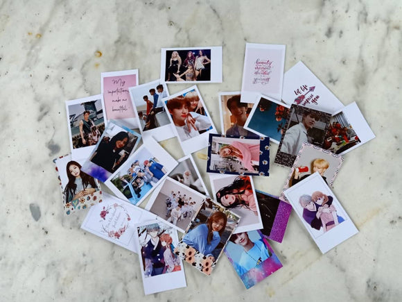 Polaroids-10 Pieces