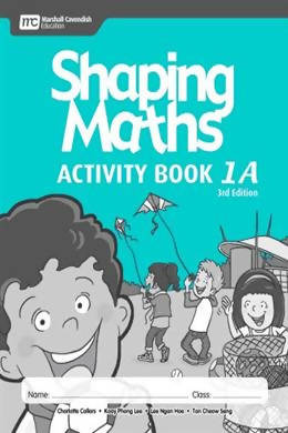 Shaping Maths Activity Book 1A