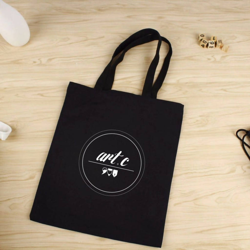 Art.C Canvas Tote Bag