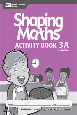 Shaping Maths Activity Book 3A
