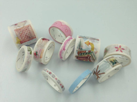 Washi Tape Mini Bundle