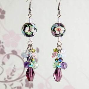 Flower Paradise Earrings