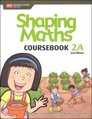 Shaping Maths Course Book 2A