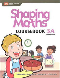 Shaping Maths Course Book 3A
