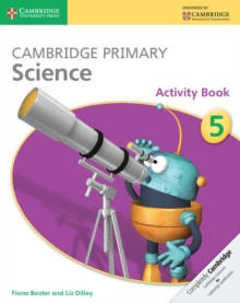 Cambridge Primary Science Activity Book 5