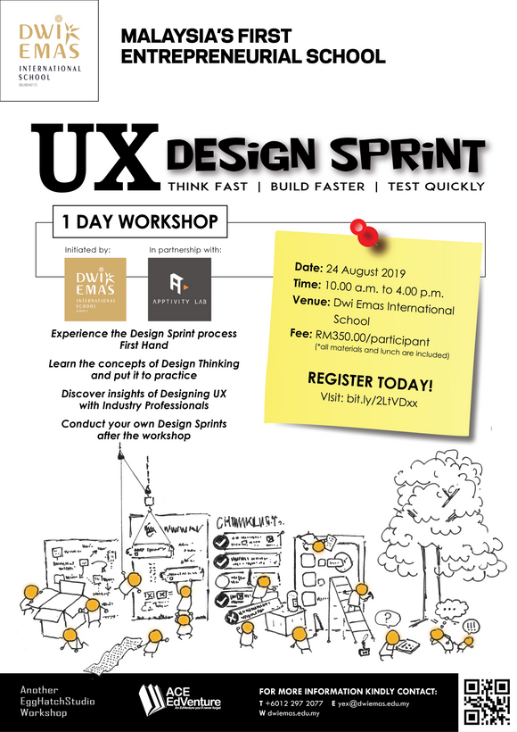 UX Design Sprint Workshop