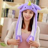 unicorn flappy ears
