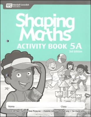Shaping Maths Activity Book 5A